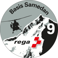 Badge der Basis Samedan