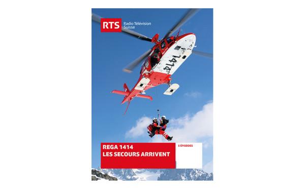 DVD Rega 1414 – Les secours arrivent, pour agrandir l'affichage