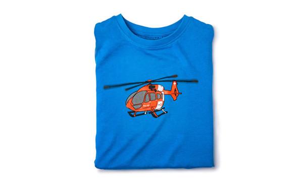 Kinder T-Shirt Rega 98/104, zur vergrösserten Darstellung