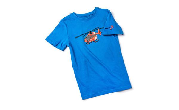 Kinder T-Shirt Rega 122/128, zur vergrösserten Darstellung