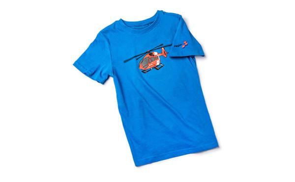 T-Shirt Rega 158/164, zur vergrösserten Darstellung