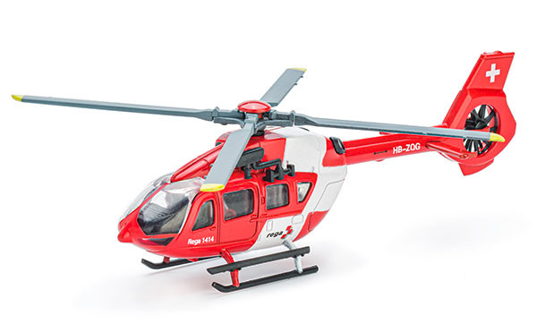 Airbus Helicopters H145 mini (scale 1:82), to the enlarged image