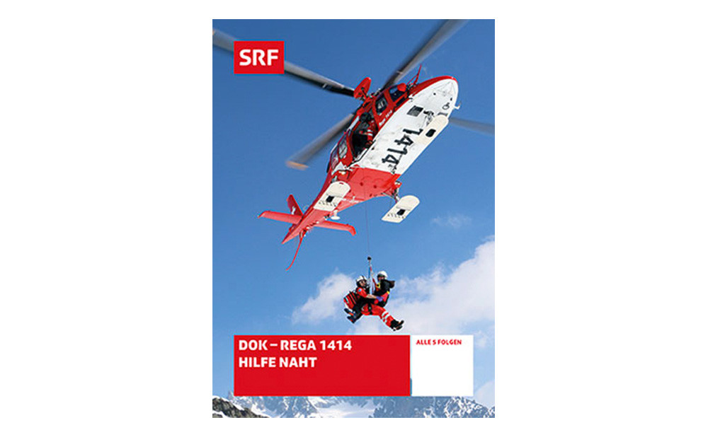 DVD Rega 1414 – Hilfe naht, zur vergrösserten Darstellung