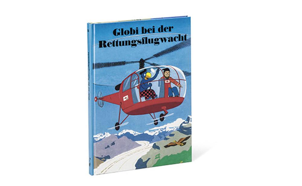 Livre Globi (allemand), pour agrandir l'affichage